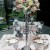 ROMANTIC LIGHT PINK AND IVORY CENTERPIECE TABLE