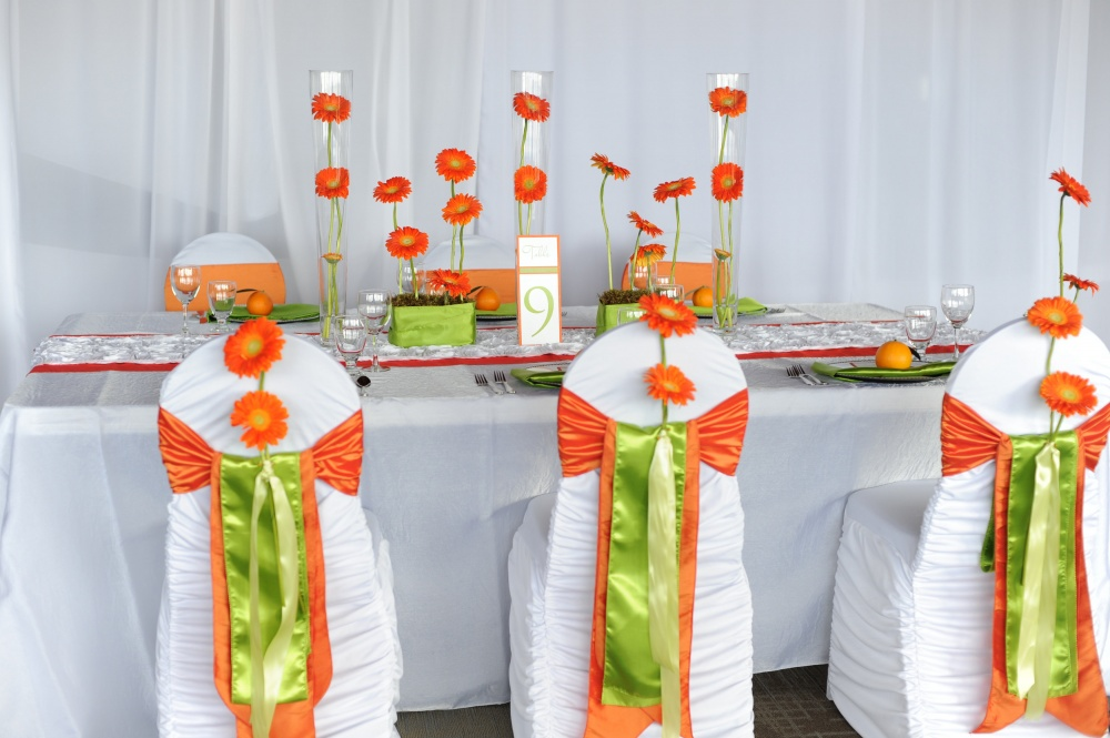 Inspiration Board   Reception Table Ideas   Bright Orange   Lime Greenlime green Archives   Dahlia Floral Design. Orange And Lime Green Wedding Theme. Home Design Ideas