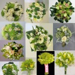 green wedding flower bouquet inspiration calgary dahlia floral design