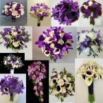 purple wedding flower bouquet inspiration calgary dahlia floral design