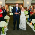 KELLY AND GAVIN JULY 19 2014 PRESERVING MEMORIS PHOTOGRAPHY BRIDE AISLE