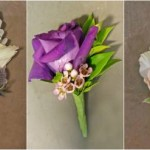 "Boutonniere – Lisianthus ""The Other Rose"""