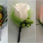 Boutonnieres – The not so Basic Rose