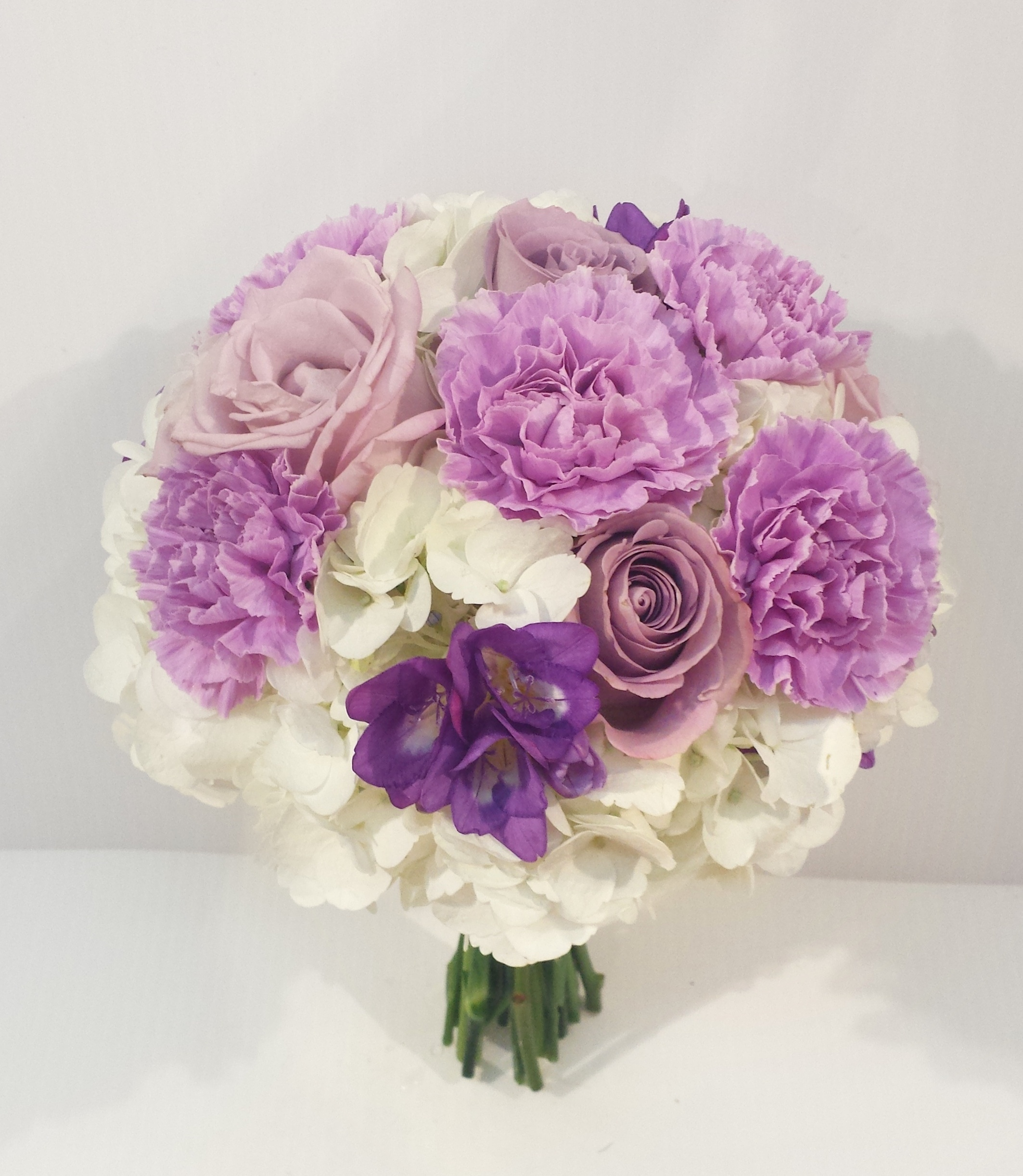 calgary wedding flowers florist dahlia floral design yyc weddings real weddings inspiration bridal bouquet wedding flowers lavender purple cream blue