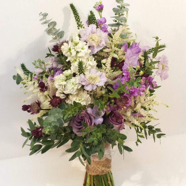 calgary wedding flowers florist dahlia floral design yyc weddings real weddings inspiration bridal bouquet wedding flowers rustic natural lavender purple floral crown