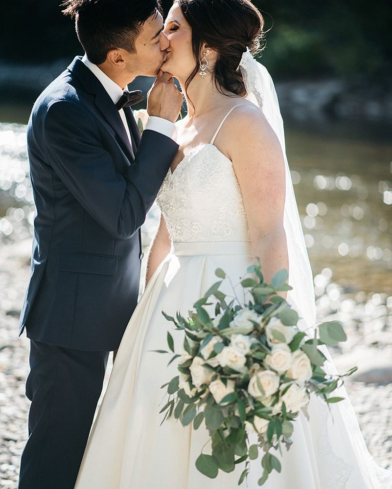 Real YYC Weddings – Our Couples – Carolyn & Jeff
