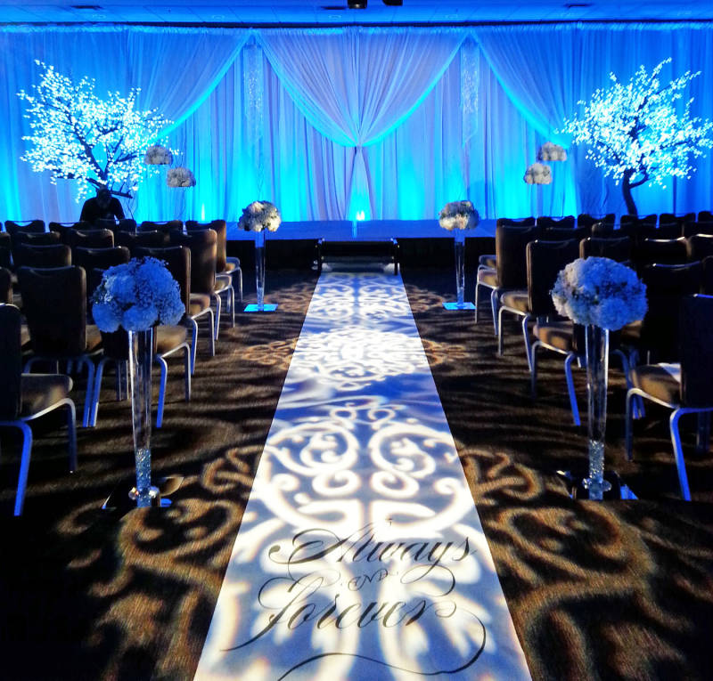 Need An Idea For A White Winter Wedding In Calgary At
